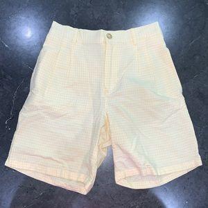 Kitestring plaid shorts size 7